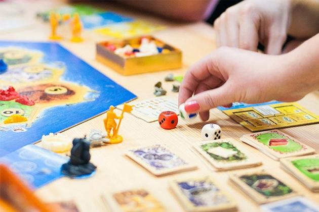 Детская игротека: техника психической безопасности