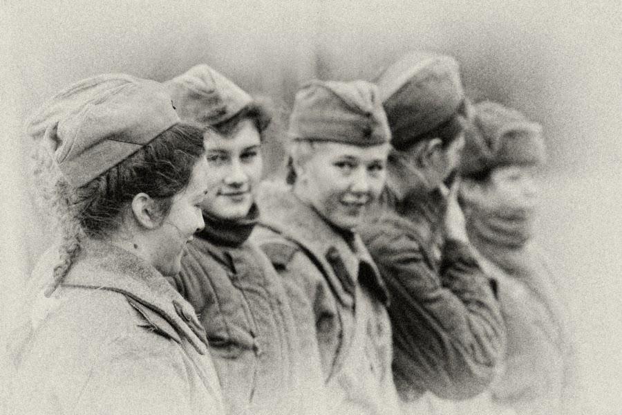 О женщинах, которые воевали